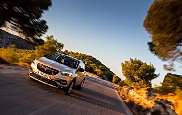 Driven: Opel Grandland X 1.2 130 HP