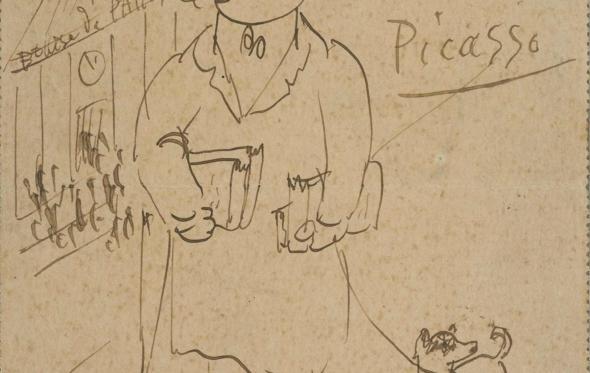 Γκιγιόμ Απολινέρ: 100 χρόνια από το θάνατο ενός μεγάλου ποιητή με την καρδιά κομμάτια