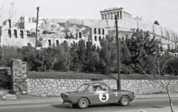 Το Ράλλυ Monte-Carlo ξεκινά και πάλι από την Αθήνα