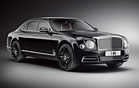 Bentley Mulsanne W.O. Edition: αυτά καλό είναι να μη γίνονται