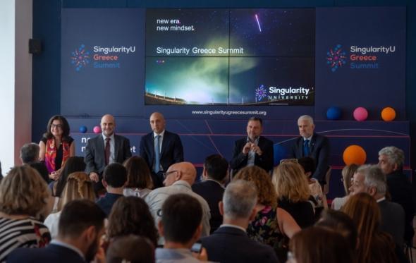 Το περίφημο Singularity Summit: πήγαμε πριν έρθει στην Ελλάδα