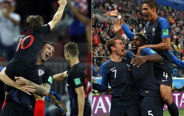 Γαλλία VS Κροατία: Δύο ξένοι στην ίδια πόλη