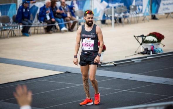 Σπύρος Κατσούλης: «Με το τρέξιμο νιώθω ελεύθερος και χαρούμενος»