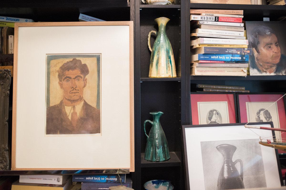 Ένα πολύτιμο «μουσείο» κρύβεται σε ένα διαμέρισμα 200 τ.μ. στο ... 78ba3bb33f2