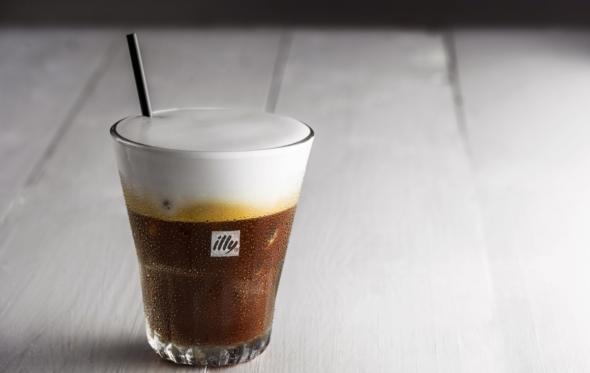 illy όπως espresso. Freddo όπως illy