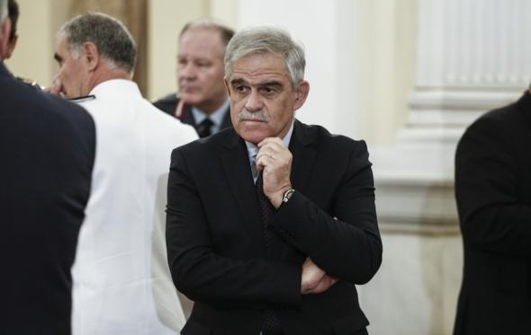 Νίκος Τόσκας, μια περαστική πολιτική προσωπικότητα