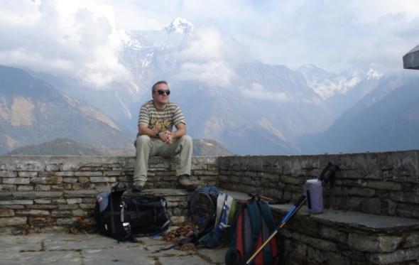 Νίκος Παπαδογιάννης: «Το ταξίδι είναι το κλειδί που ξεκλειδώνει το μυαλό»