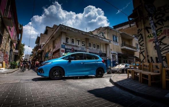 Νέες εκδόσεις για τα Honda Civic και Jazz
