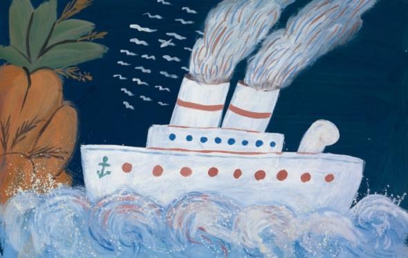 Οι ποιητές μας για το πλοίο