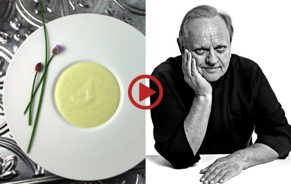 Η θρυλική συνταγή για τον μεταξένιο πουρέ του Joël Robuchon