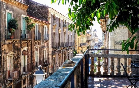 Το Roadtrip μιας Ελληνίδας στη Σικελία