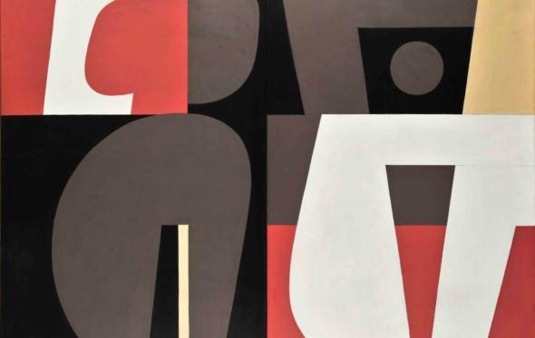 Όλη η (καλλιτεχνική) ζωή του Γιάννη Μόραλη μέσα από 200 έργα του