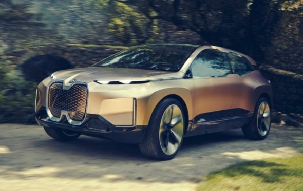 Vision iNext: το πιο φιλόδοξο concept της BMW. Μέχρι το επόμενο…
