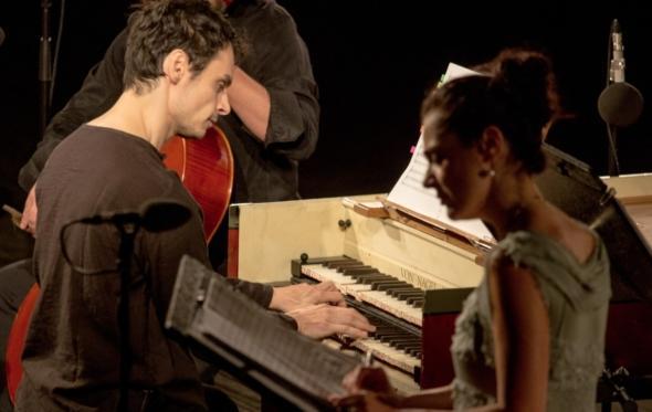 Στο Αρχαίο Θέατρο της Σάμου η παλιά μουσική ξανάνιωσε