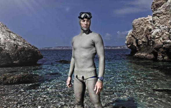 «Ο μπλε άνθρωπος» της Tudor έρχεται στην Ελλάδα