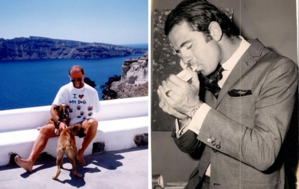Όταν ο θρυλικός Γιάννης Τσεκλένης διέπρεπε διεθνώς (και) στο ανδρικό ρούχο