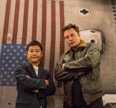 Ένας δισεκατομμυριούχος skateboarder θα γίνει ο πρώτος τουρίστας του διαστήματος