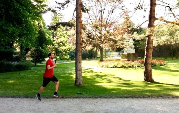 Ηλίας Μαυροειδέας: «Στο τρέξιμο υπάρχουν και στιγμές πλάκας και στιγμές μαζοχισμού»