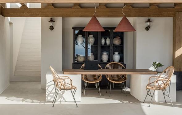 Αρχιτεκτονική: Το ISTORIA «αφηγείται» αληθινές ιστορίες της Σαντορίνης