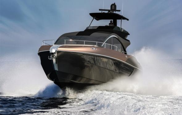 Lexus LY 650: ένα «supercar» πάνω στη θάλασσα
