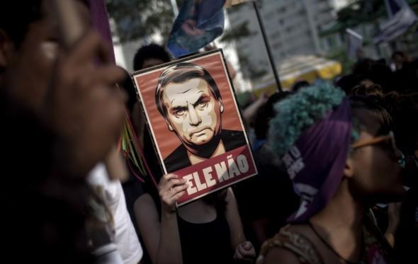 Ζαΐρ Μπολσονάρο: Το πολιτικό παράδοξο της Βραζιλίας