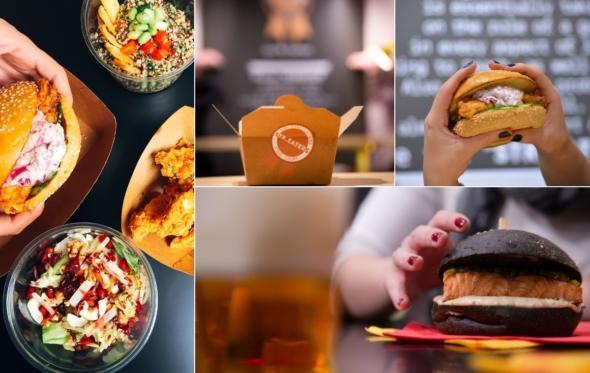 Το πρώτο food court της Αθήνας ανοίγει από μέρα σε μέρα στην πλατεία Καρύτση
