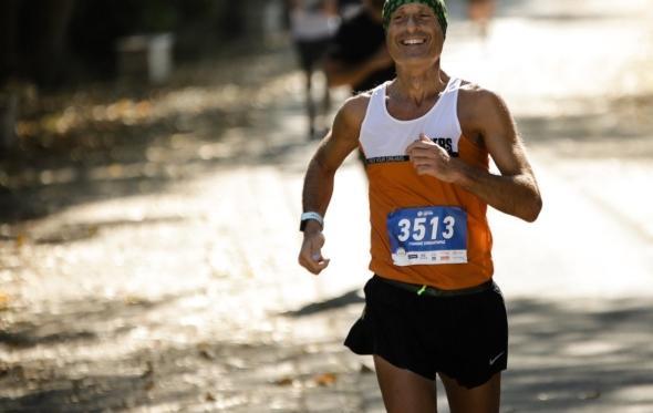Ιωάννης Σημαντήρας: «Το τρέξιμο είναι ψευδαίσθηση αθανασίας!»