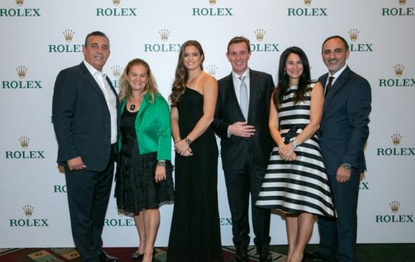H ROLEX Hellas γιόρτασε τα 40 χρόνια συνεργασίας του θρυλικού brand με το άθλημα του τένις