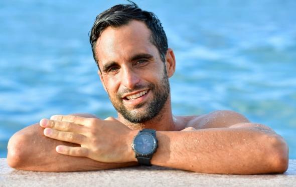 Γιάννης Δρυμωνάκος: «Είμαι αθλητής και στην τηλεόραση»