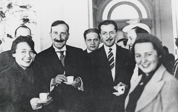 Stefan Zweig: Από τη σκοπιά της εξορίας