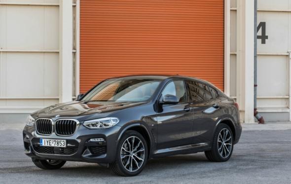 Όπως o πατσάς και η αντιπολιτευτική στάση του Μητσοτάκη, η BMW X4 διχάζει