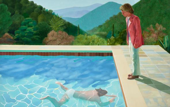Είναι ο David Hockney ένας υπερεκτιμημένος καλλιτέχνης;