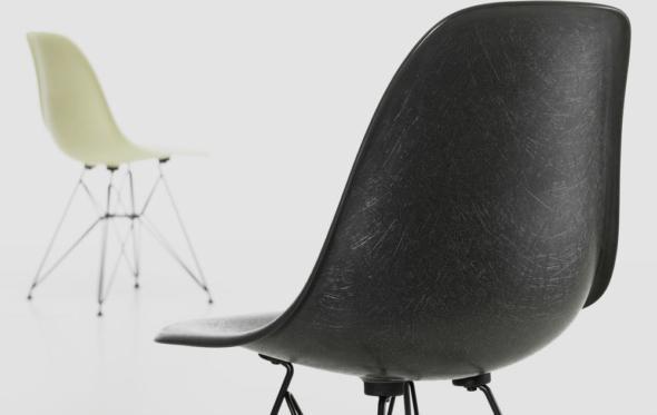 Eames Fiberglass: Επιστροφή στις ίνες