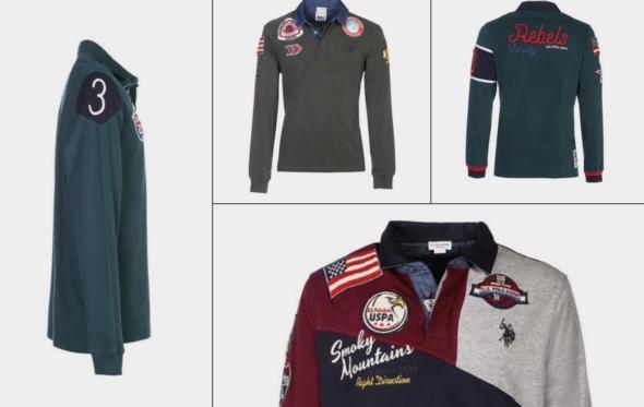 Τα all time classic Rugby shirts, ένα διαφορετικό «φούτερ» για την ανδρική γκαρνταρόμπα
