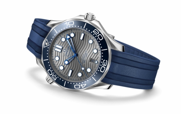 Omega: ένα εξαιρετικό Seamaster Diver 300m νέας γενιάς