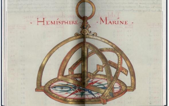 «Les premières œuvres de Jacques Devaulx»: Ένα αριστούργημα της θαλάσσιας εξερεύνησης του 16ου αι.