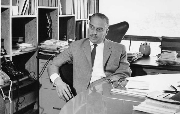Κωνσταντίνος Α. Δοξιάδης, ένας μεγάλος Έλληνας που έδειξε το δρόμο της συνεργασίας με τα Σκόπια