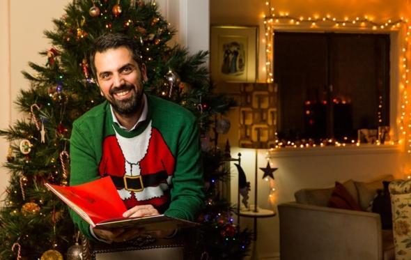 Ξεκίνα τις γιορτές με το καινούργιο παραμύθι του Δημήτρη Παπαδόπουλου