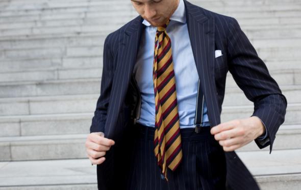 Έτσι θα δείχνετε cool με γραβάτα