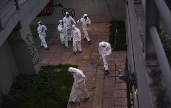 Τρομοκρατία, ζήσε τον μύθο σου στην Ελλάδα
