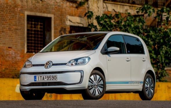 Driven: Το νέο e-up! της Volkswagen με έκπτωση που δελεάζει