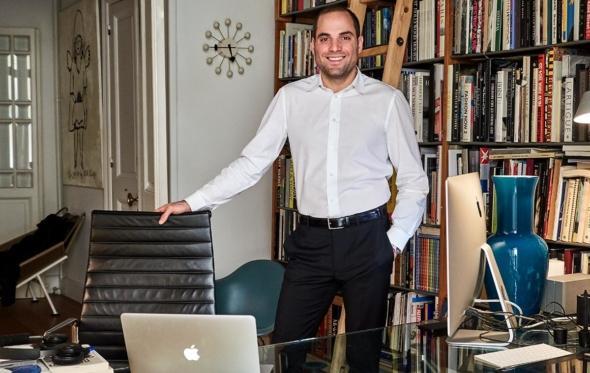Θανάσης Σοφιανός: Έτσι απογείωσε τη «Relevance» στο digital marketing και βραβεύτηκε από τη Google
