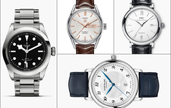 Αυτά είναι τα 5 κορυφαία ρολόγια από 2.000€ έως 5.000€
