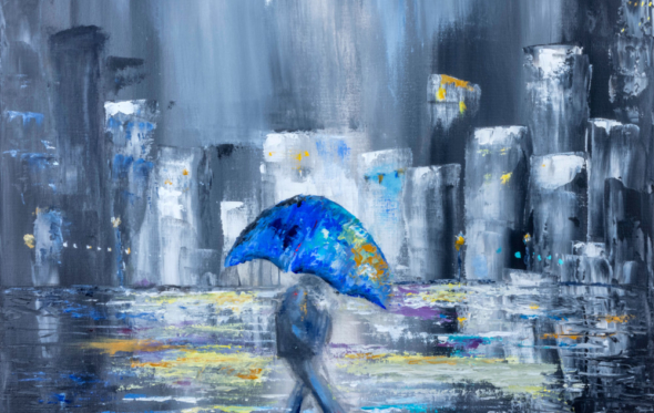Οι ποιητές μας για τη βροχή