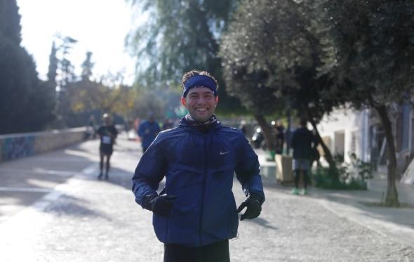 Σπύρος Παλούκης: «Κάθε βήμα, κάθε αναπνοή, με κάνουν καλύτερο άνθρωπο»