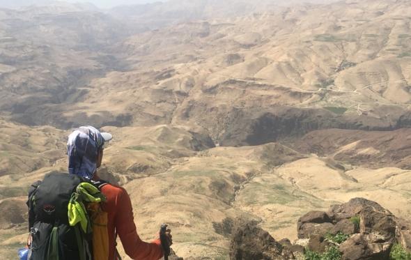 Έτσι διασχίσαμε την Ιορδανία: 650 χιλιόμετρα στα έρημα μονοπάτια της Ιστορίας
