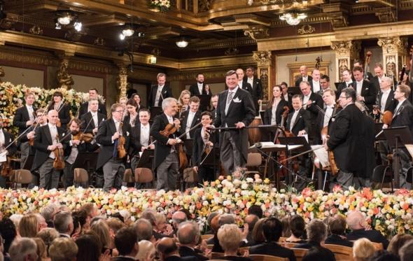 Από πού πάνε για την πρωτοχρονιάτικη συναυλία της Βιέννης;