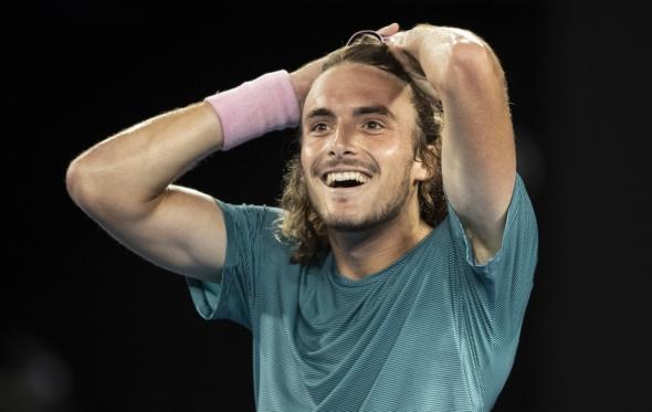 Στέφανος Τσιτσιπάς: Θεοί του τένις, μόλις αποκτήσατε συγκάτοικο