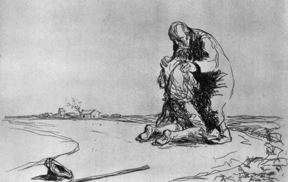 Χαρίδημος Τσούκας: «Αποχαιρετώντας τον πατέρα μου»