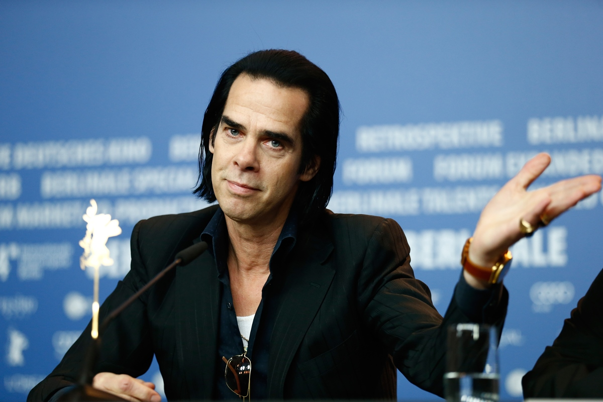 66f6a8b957 20.000 Days on Earth   Press Conference - 64th Berlinale ...